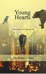 Young Hearts - Three Stories for Youth and All Book One Cover - great stories for discussion and hope